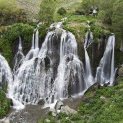 Chutes de Shaki / Gorges de Vorotan